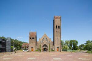 Van kerk tot unieke bedrijfslocatie