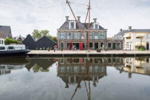 De kracht van de architect – Mastenmakerij hotel
