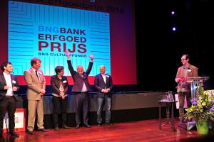 Vijf gemeenten genomineerd voor de BNG Bank Erfgoedprijs 2017