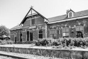 Stationsgebouw Tzumarrum