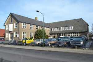 Voormalige ambachtschool – Jubbega