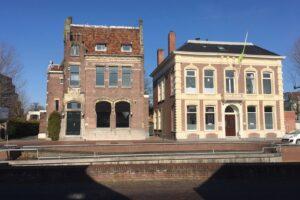 Historische gebouwen stralen een thuis uit