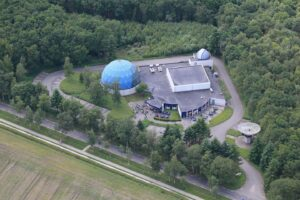 Ruimtetheater, Dwingeloo