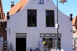 Winkel, bedrijf, wonen Sint Annaparochie