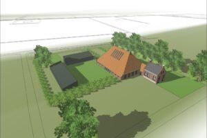 Nijkleaster biedt wenkend perspectief voor boerderij en kerk