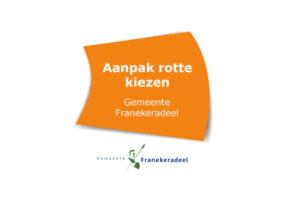 Rotte kiezen project Franekeradeel
