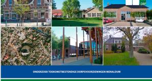 Toekomstbestendige dorpsvoorzieningen in Menaam