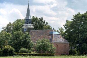 Kerk Klein Wetsinge BNA beste gebouw van het jaar 2016
