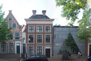 Appartementen in panden voormalig Fries Museum