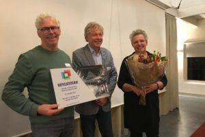 Landgoed Hizzard wint herbestemmingsprijs tijdens symposium Herbestemming Noord