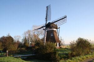 Reeds herbestemde molen