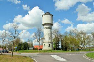 Watertoren (onder bod)